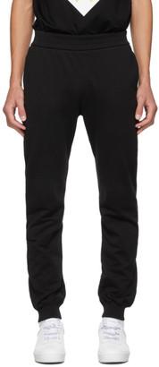 Versace Black Taylor Lounge Pants