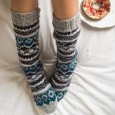 Bibico Long Hand Knitted Socks