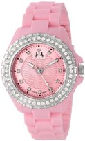 Jivago Women's JV8217 Cherie Analog Quartz Pink Watch