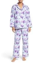 BedHead Print Cotton Pajamas