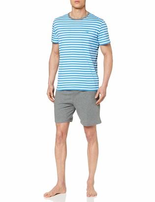 Hom Men's Phocea Short Sleepwear Pajama Set