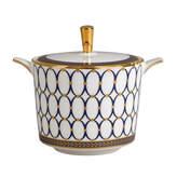 Wedgwood Renaissance Gld Sugar Bowl