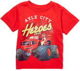 Children's Apparel Network Red Blaze & The Monster Machines 'Heroes' Tee - Toddler