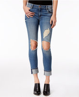 STS Blue Taylor Ripped Fern Canyon Wash Boyfriend Jeans