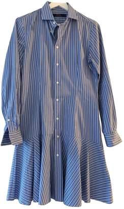 Polo Ralph Lauren Blue Cotton Dresses
