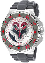 Invicta Excursion Mens Red and Titanium Watch 18561
