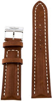 Breitling 25mm Leather Wrist Strap