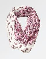 Fat Face Half And Half Floral Snood