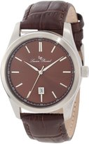 Lucien Piccard Men's 11568-04 Eiger Dial Leather Watch
