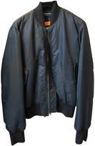 Balenciaga Black Synthetic Jackets