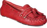 Patricia Nash Domenica Tassel Loafer Flats