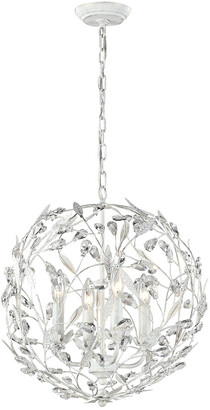 Artistic Home & Lighting Circeo 4-Light Pendant