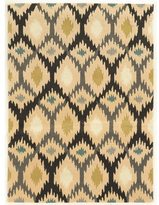 Linon Trio Collection Light Ikat Rug (5' x 7')