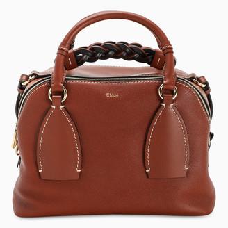 Chloé Brown medium Daria bag