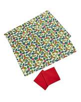 Fashion World Christmas Holly Pk of 2 Placemats & Coas