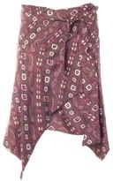 Isabel Marant Draped Asymmetric Skirt