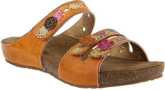 Spring Step L`Artiste by Leather Sandals - Freesia