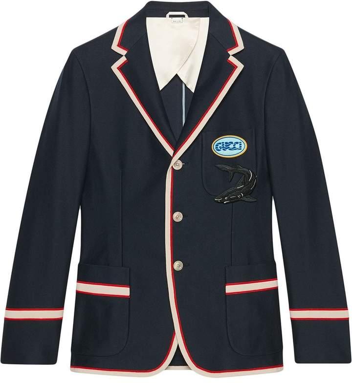 1d8ed0729 Gucci Men Sport Jackets - ShopStyle