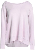 Current/Elliott The Seaside Cotton Sweatshirt
