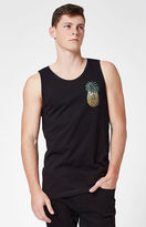 Riot Society Ornate Pineapple Tank Top