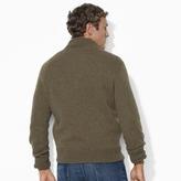 Polo Ralph Lauren Big & Tall Pullover Trapper Sweater