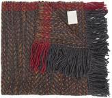 Vivienne Westwood 'Mantero Chevron' scarf