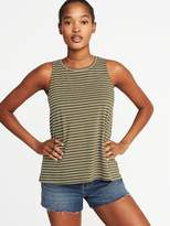 Old Navy Striped Hi-Lo Hem Tank for Women