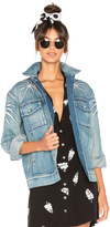 Capulet Palma Embroidered Denim Jacket