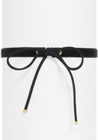 BaubleBar Calliope Corset Tie Wrap Choker