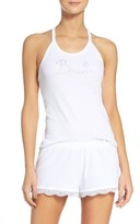 Betsey Johnson Women's Bride Short Pajamas