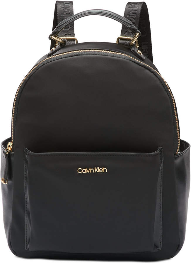 a751ca4521fc4c Calvin Klein Women's Backpacks - ShopStyle