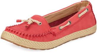 UGG Chivon Stitched Flat Loafers