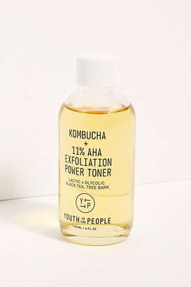 YOUTH TO THE PEOPLE Kombucha 11% AHA Toner