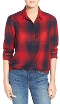 Madewell 'Ex Boyfriend' Plaid Shirt