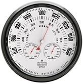 """Oliver Hemming Climate Center Barometer - Black/Steel (14"""")"""