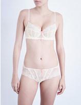 Heidi Klum Intimates Sofia lace underwired bra