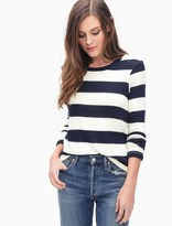 Splendid Cliffside Stripe Rugby Top