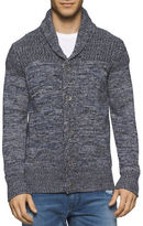Calvin Klein Jeans Marled Terry Cardigan