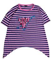 GUESS Striped Short-Sleeve Tee (7-16)