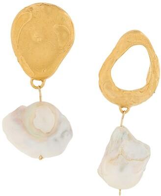 Alighieri The Infernal Storm earrings