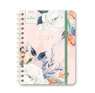 Studio Oh 2020-2021 17-Month Planner Sketch Florals