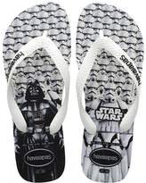 Havaianas Star Wars Rubber 27/28 BR / 11/12 M US Little Kid