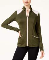 Energie Active Juniors' Zip-Front Track Jacket