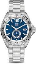 Tag Heuer Formula 1 Calibre 6 Watch, 43mm