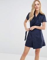 G Star G-Star Utility Wrap Dress