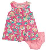 Hatley Fish Print Dress
