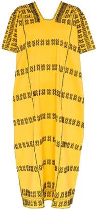 Pippa Short Sleeve Khaftan Dress