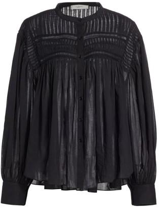 Etoile Isabel Marant Plalia Long-Sleeve Top