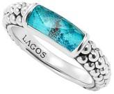 Lagos Women's 'Maya' Stackable Caviar Ring