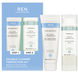 REN Double Cleanse Kit